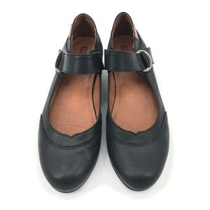 Pikolinos Venezia Mary Jane Flat Shoes Leather 7.5